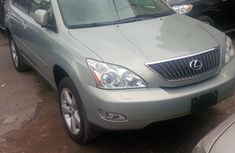 Lexus RX 330 2004 Silver for sale