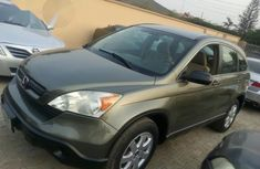 Nigerian Used Honda CR-V 2008 Green for sale