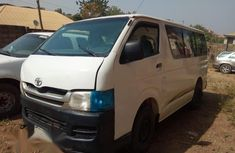 Toyota Hiace 2010 White for sale