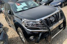 Toyota Land Cruiser Prado 2015 Black for sale