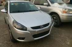 JAC J3 2013 Silver for sale