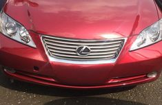 Lexus ES350 2010 Red for sale
