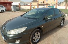 Peugeot 407 2008 Green for sale