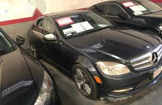 Used Mercedes-Benz C350 2009 Black for sale