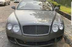 Bentley Continental GT Speed 2010 Gray for sale