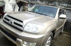 Clean Tokunbo Toyota 4runner 2008 Gold for sale