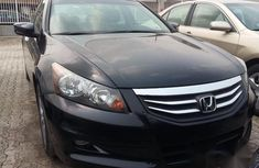 Clean Honda Accord EX V6 2011 Black for sale