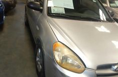 Hyundai Accent 2008 Silver for sale