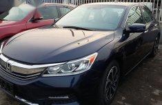 Clean Honda Accord EX-L 2016 Bluefor sale