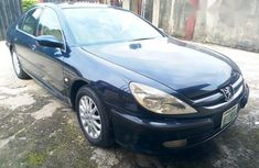 Used Peugeot 607 2008 Blue for sale