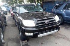 Toyota 4runner 2004 Black for sale