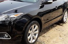 Used Acura ZDX 2010 Black for sale