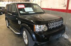 Land Rover LR4 2012 Black for sale