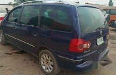 Volkswagen Sharan 2005 Blue for sale