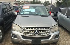 Mercedes-benz ML350 2009 Gold for sale