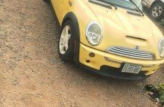 Mini Cooper 2003 Yellow for sale