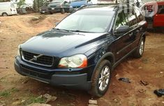 Neatly Used Volvo Xc90 2003 Blue For Sale