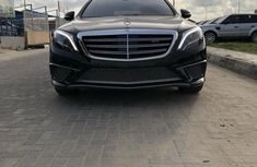 Mercedes Benz S65 2016 Black for sale