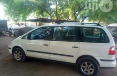 Clean Ford Galaxy 2004 White For Sale