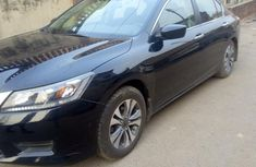 Clean Used Honda Accord 2013 Black for sale