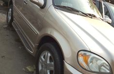 Mercedes Benz ML350 2005 Gold for sale
