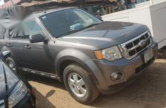 Ford Escape 2012 Gray for sale