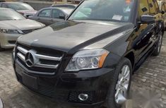Mercedes Benz GLK-Class 2010 Black for sale