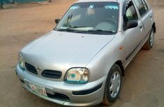 Nissan Micra 2000 Silver for sale