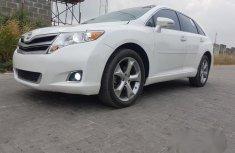 Toyota Venza 2013 White for sale