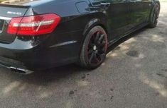 Mercedes benz E 63 AMG 2010 for sale