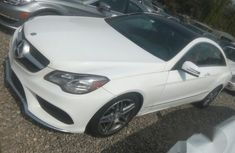 Mercedes-Benz C400 4matic 2014/15 White for sale