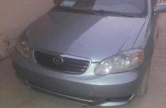 Toyota Corolla 2003 Gray for sale