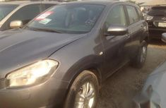 Nissan Qashqai 2012 Gray for sale