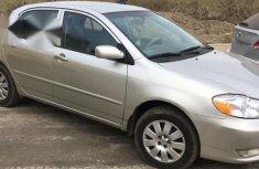 Toyota Corolla 2003 Silver for sale