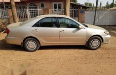 Nigeria Used Toyota Camry SE 2003 Gold for sale