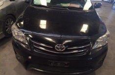 Toyota Corolla 2011 Black for sale
