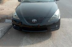 Convertibles Black 2007 Toyota Solara for sale