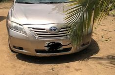 Toyota Camry XLE 2007 Gold for sale