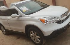 Honda CR-V 2007 White for sale