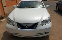 Lexus ES350 2007 White for sale
