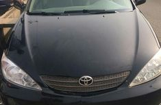 Clean Toyota Camry 2003 Black for sale