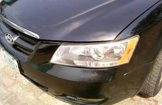 Clean Hyundai Sonata 2006 Black for sale