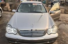 Mercedes Benz C 320 2005 Silver for sale