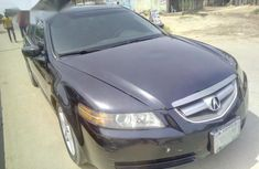 Acura TL 2004 Black for sale