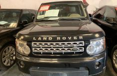 Land Rover LR4 2011 Black for sale