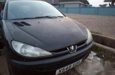 Peugeot 206 2003 Black for sale
