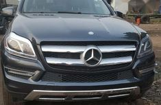 Mercedes-benz Gl450 4matic 2015 Grayfor sale
