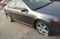 Tokunbo Clean Acura TL 2005 Gray for sale