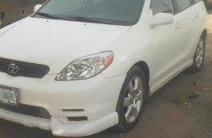 Toyota Matrix 2009 White for sale