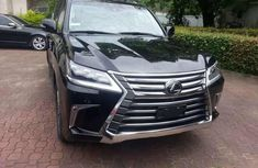 Auction Brand New 2017 Lexus Lx570 Suv for sale